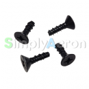 Aeron Classic Arm Pad Screws (x4)