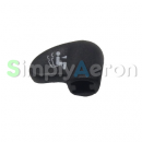 Aeron Classic Back Tilt Button in Black (Transition)