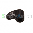 Aeron Classic Back Tilt Button in Black