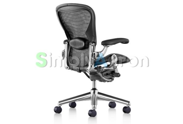 Carbon Wave Executive Aeron Chair With Lumbar Support Mk2