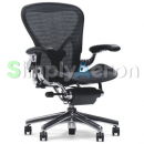 Carbon Wave Executive Aeron Chair with PostureFit (Mk2)