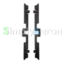 Aeron Fixed Arm Spacers in Graphite