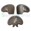 New Aeron® Button Set in Grey Smoke (Mk2)