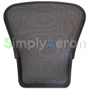 Aeron Back Pan in Steel Grey Classic