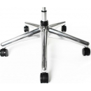 New Aeron Polished Aluminium Wheelbase