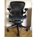 Carbon Classic Aeron Chair with PostureFit (Mk2)