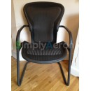 Black Classic Aeron Side Chair