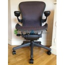 Purple Classic Aeron Chair with Lumbar Support (Mk2)